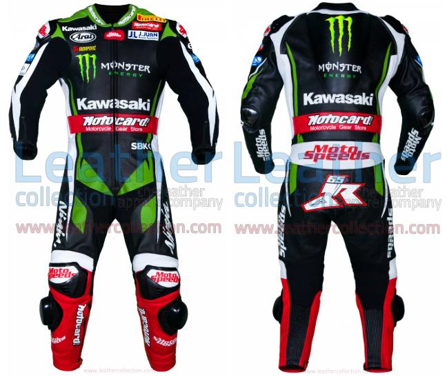 Jonathan-Rea-Kawasaki-WSBK-2017-Racing-Suit-front-and-back-views