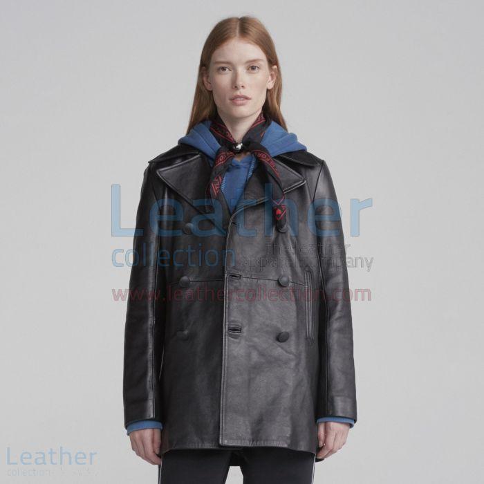 pea coat women