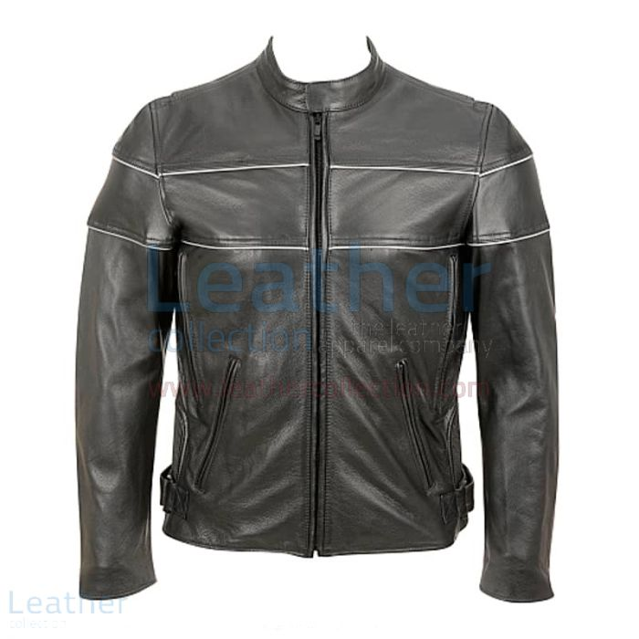 reflective motorcycle jacket